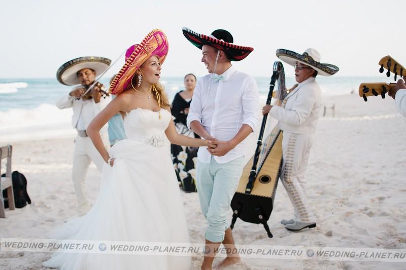 Свадьба в Мексике - Мир Путешествий 64